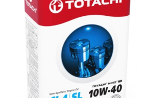 TOTACHI NIRO HD SEMI-SYNTHETIC 10W-40