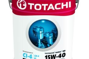 TOTACHI NIRO HD 15W-40