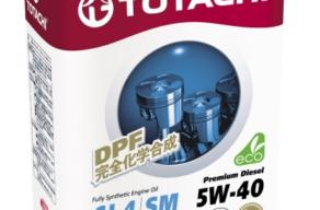 TOTACHI Premium Diesel 5W-40