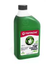 Антифриз TOTACHI SUPER LONG LIFE COOLANT Green -40C