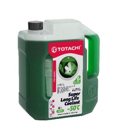 TOTACHI SUPER LONG LIFE COOLANT Green -50C