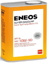 ENEOS Super Gasoline 10W-40 Semi-synthetic