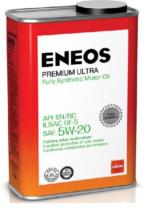 Моторное масло ENEOS Premium Ultra 5W-20