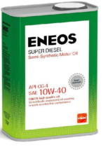 ENEOS Super Diesel 10W-40 Semi-synthetic