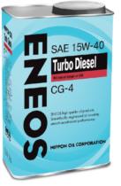 Моторное масло ENEOS Turbo Diesel 15W-40
