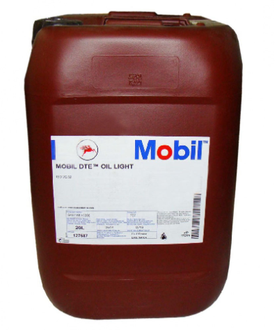 Mobil DTE Oil Light
