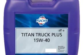 FUCHS TITAN TRUCK PLUS 15W-40