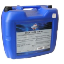 Масло моторное FUCHS TITAN TRUCK 15W-40
