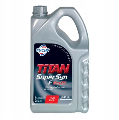 Синтетическое моторное масло FUCHS TITAN SUPERSYN F ECO-DT 5W-30